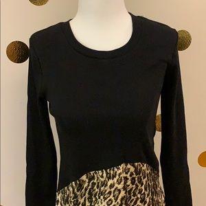 NEW with tag: Zara Trafaluc leopard print Dress